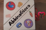 L'AbbinaGioco-Gioco educativo per bambini (Prima infanzia)