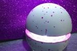 Lampada Bajour per la camera dei Bambini in Cemento