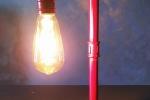 Lampada Industriale retrò steampunk