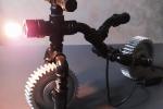 Lampada Industriale steampunk
