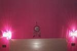 Lampade da parete con i bastoncini dei ghiaccioli