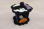 Lanterna in feltro Halloween - Samhain