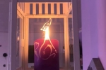 Lanterna incisa a mano