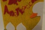 Le FiaBorse Recycled, ispirate alle favole - Brutto Anatroccolo