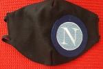 Mascherina personalizzata con logo Napoli
