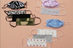 Mascherine con tasca porta filtro e coprimascherine