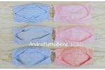 Mascherine in cotone con tasca portafiltro e filtro TNT