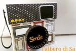 Mini album bimbo/a con scatola su misura