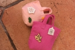 Mini bag by Apecuce