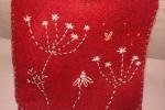 Mini pochette fiori di campo