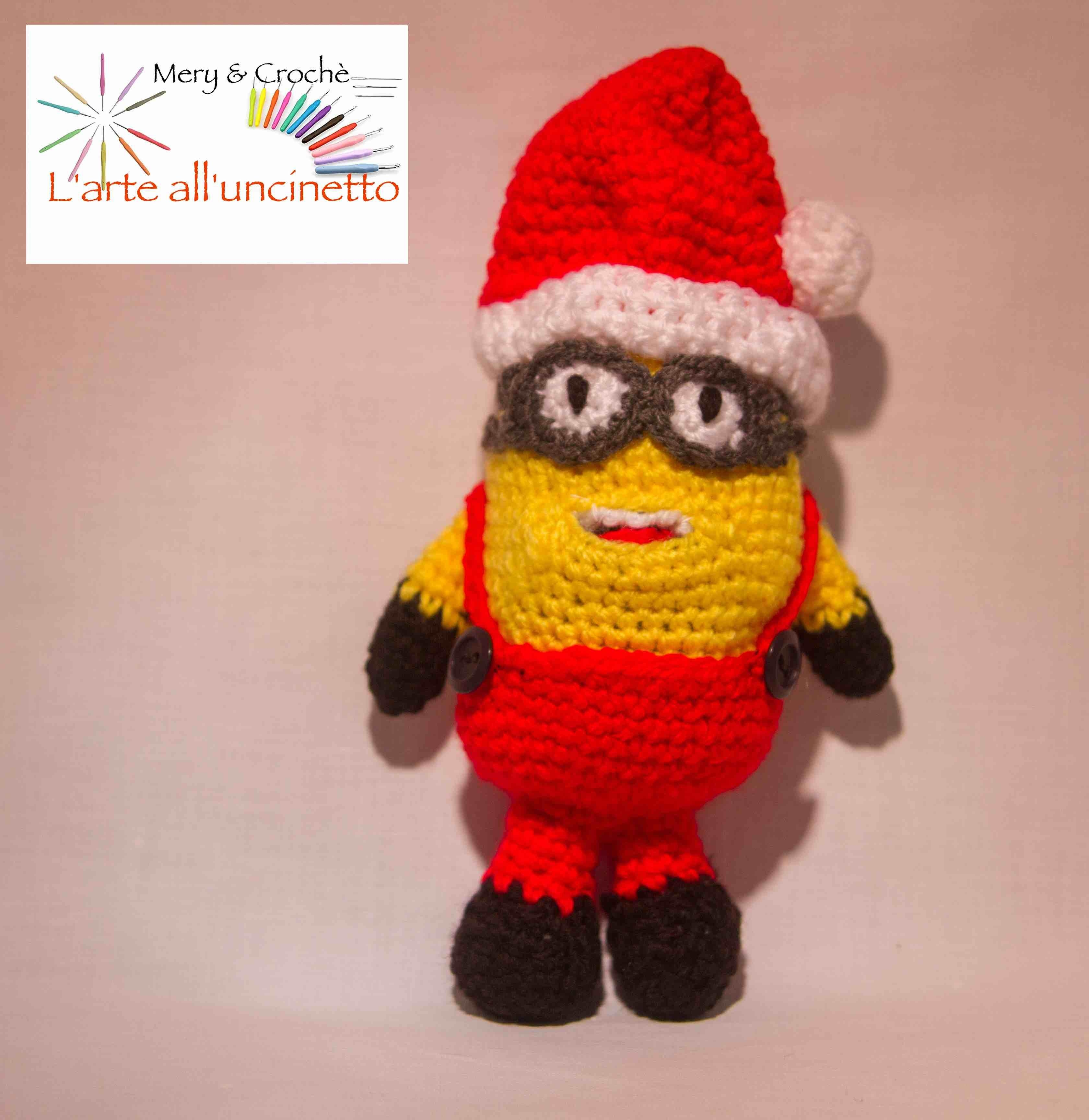 Tutorial amigurumi: Babbo Natale - YouTube | 3456x3360