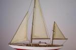 Modello nave vela scala 1:24