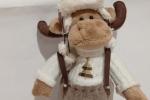 Natale renna handmade fatta a mano