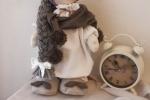 Nicole - bambola realizzata interamente a mano
