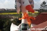Oca fermaporta handmade