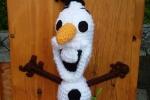 Olaf amigurumi
