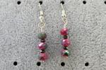 Orecchini pendenti - orecchini con perline