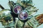 Orecchini con pietre Swarovski