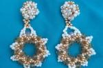 Orecchini handmade stella