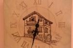 Orologio da parete casa
