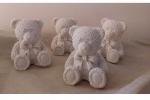 Orsetti profumati 3D in polvere di ceramica