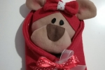 Orsetto in busta, regalo San Valentino