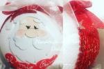 Pallina Primo Natale personalizzata