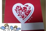 Partecipazione matrimonio 50