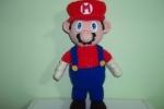 Personaggio cartoon Mario Bros