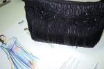 Piccola borsa in tessuto