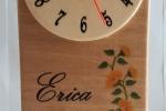 Piccolo orologio da tavolo Girasoli