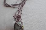 PietreDamare - Collana realizzata con sassi