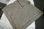 Poncho Donna in lana