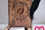 Porta post-it con piuma Il Signore degli Anelli - Lord of the Rings