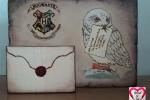 Porta Posta e Appendi Chiavi Harry Potter