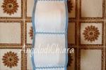 Porta rotoli bagno porta carta igienica in tela aida da ricamare a punto croce