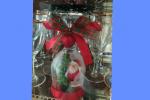 Portacandela con calice di vetro