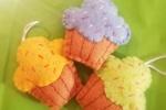 Portachiavi coppette gelato