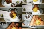 Portachiavi orsetti biscotto