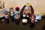 Presepe Amigurumi vari personaggi
