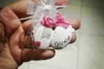 Ricordini nascita personalizzati