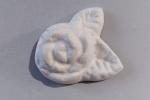 Rosa con foglie - Gessetti Profumati