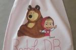 Sacchi per nascite, porta vestitini personaggi Disney