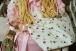 Sally bambola di pezza realizzata a mano