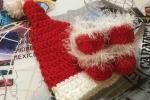 Scarpette e cappellino Babbo Natale