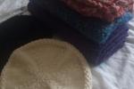 Sciarpa lana e cotone personalizzata