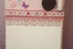 Piccola lavagna da appendere in cucina per annotare cose