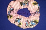 Scrunchie in diverse fantasie e colori