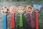 Segnalibri colorati artigianali!