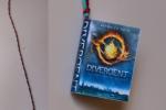 """Segnalibro """"Divergent"""""""